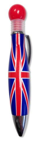 Chunky Union Jack UJ Bubble Pen