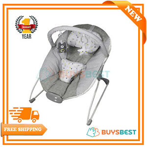 Red-Kite-Grey-Linen-Cozy-Bounce-Musical-Vibrating-Baby-Bouncer-Chair