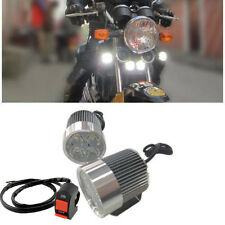2pcs 4LED Work Light/Driving Fog Spot Lamp with  switch for BAJAJ PULSAR 135