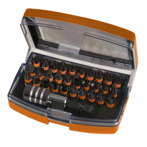 Triton 338219 Impact Screwdriver Bit Set 31pc 31pce USA
