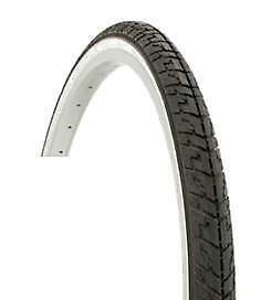 "Retro Vintage DURO 20/"" City // Dragster Bike Tyre White Wall 20/"" x 1.75/"""