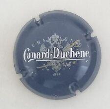 capsule champagne CANARD DUCHENE petit sabre petit 1868 n°63 bleu