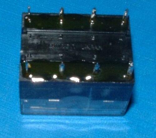 5x Omron G4d-287p-bt2-ps-3.6vdc 2-polig Umschalter 3.6v