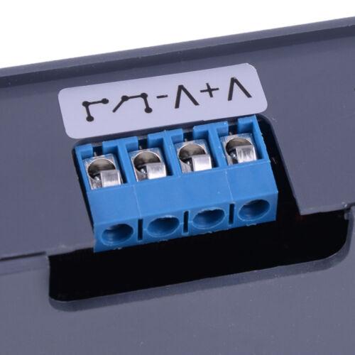 Timer Verzögerungs Relais Modul Digitale LED Anzeige Zyklus 0-9999 Einstellbares