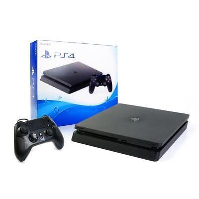 SONY PS4 SLIM Konsole 500GB +NEUEN Gator Claw Wired Controller Spielkonsole