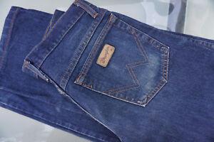 WRANGLER-Texas-Herren-Men-Jeans-Hose-31-30-W31-L30-stonewashed-darkblue-TOP-C53