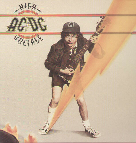 High Voltage - Ac/Dc (2003, Vinyl NEU) Remastered