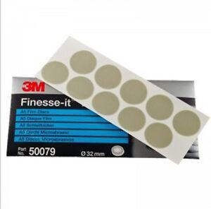 100-Discos-3M-Trizact-en-Lamina-Poliester-DIAM-35-MM-P3000-50079