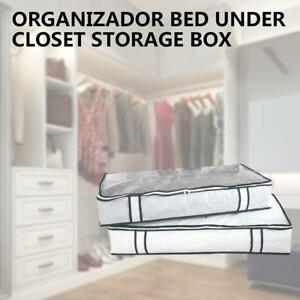 Image Is Loading Under Bed Organizer The Storage Bag