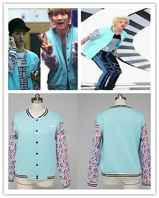 KPOP SHINee F(x) Hoodie Sweater K-pop Fx Key Amber Same Style Jacket Coat