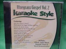 Bluegrass Gospel, Vol. 2: Karaoke Style by Karaoke Style (CD, 2005, Daywind)