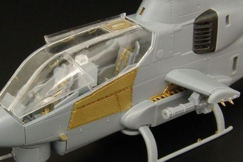 Brengun 1//72 Bell AH-1G Cobra détail set for special hobby # 72081