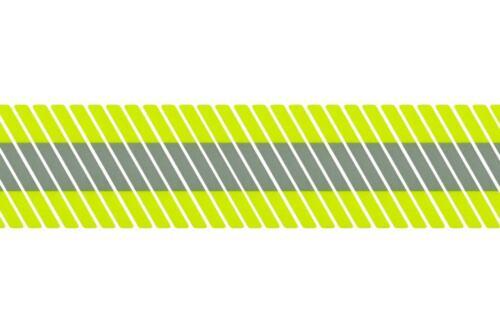 3M™ Scotchlite Reflexstreifen Aufbügeln 5637 Feuerwehr gelb ISO 20471