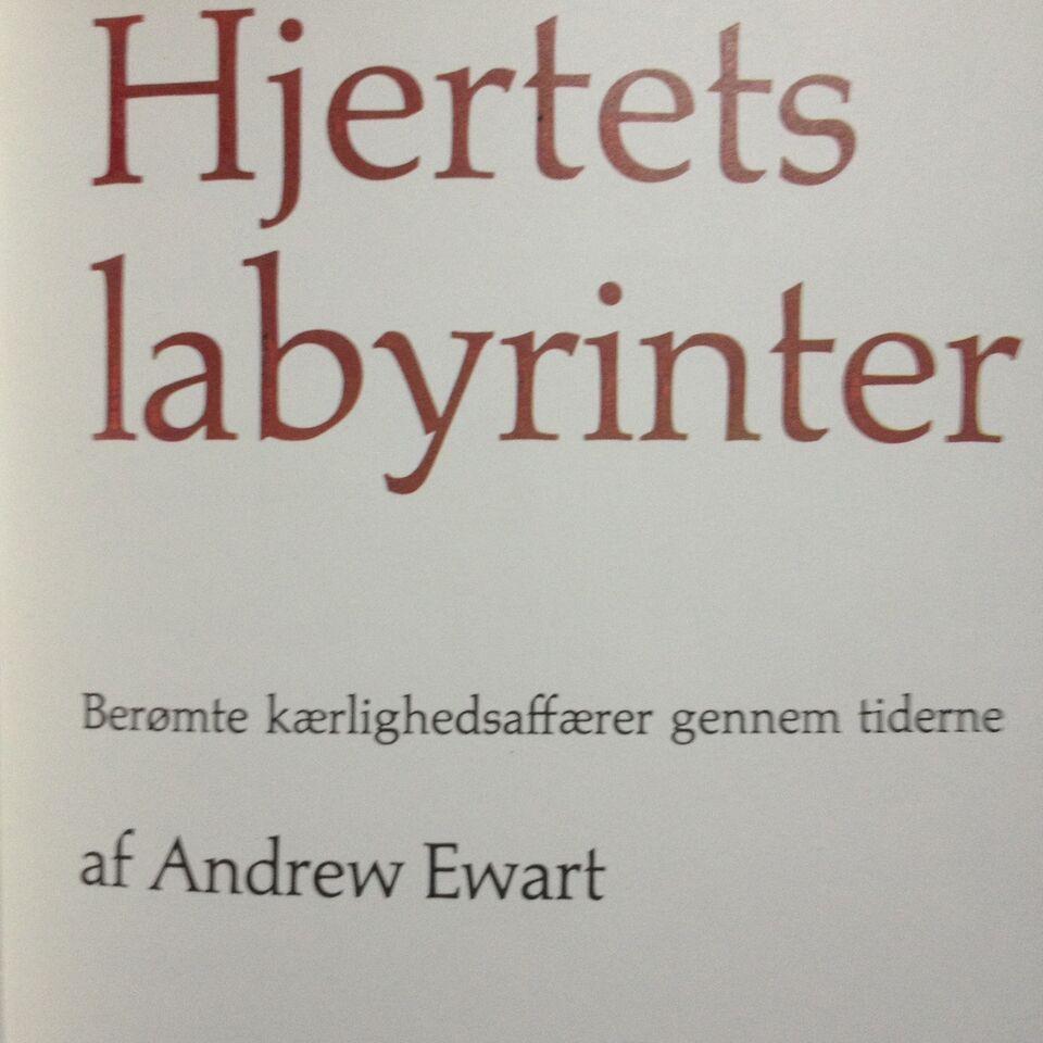 Hjertets labyrinter, Andrew Ewart