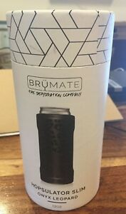 BruMate-Hopsulator-Slim-Double-walled-Stainless-Steel-Insulated-Can-Cooler-Bla