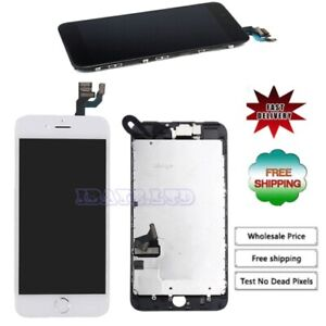 Details about For iPhone 6 7 Plus 7 6 Plus Screen LCD Touch Display Replace  Home Button Camera