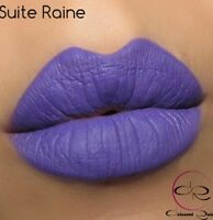 Coloured Raine Matte Liquid Lipstick In Suite Raine
