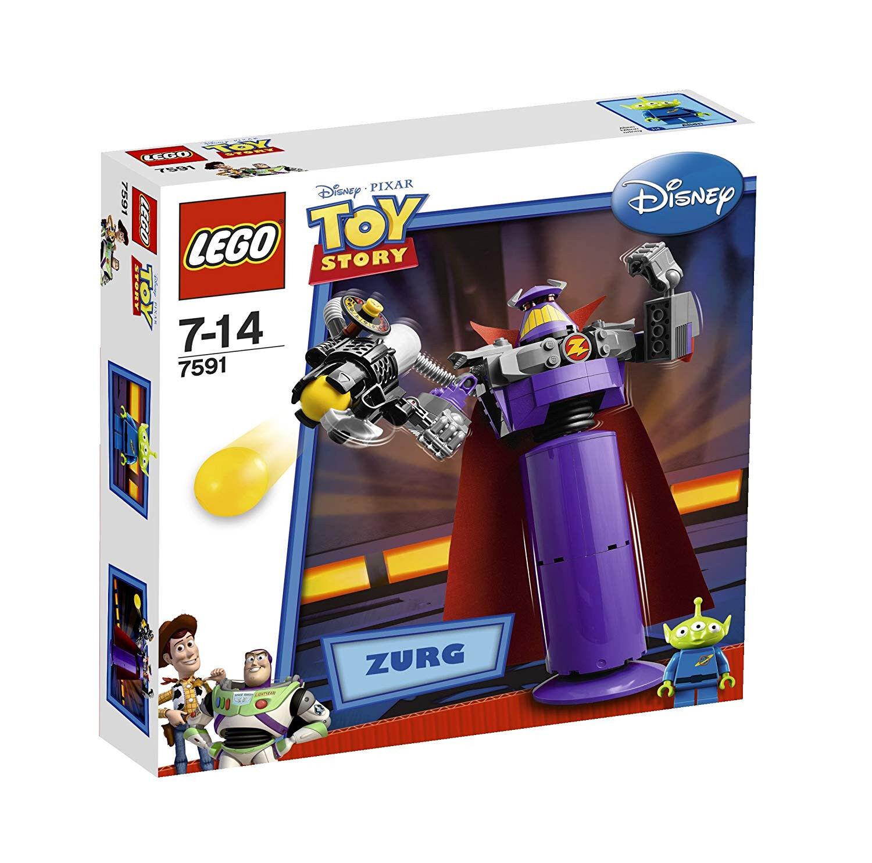 LEGO TOY STORY 7591: costruire-A-Zurg
