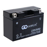 Goplus 1 Pc 12v 8ah Rechargeable Electric Motor Motorcycle Cycle Battery Atv on sale
