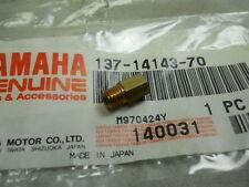 Yamaha AT1 DT1 DT100 MX125 R3 LT2 /& More NOS Main Jet