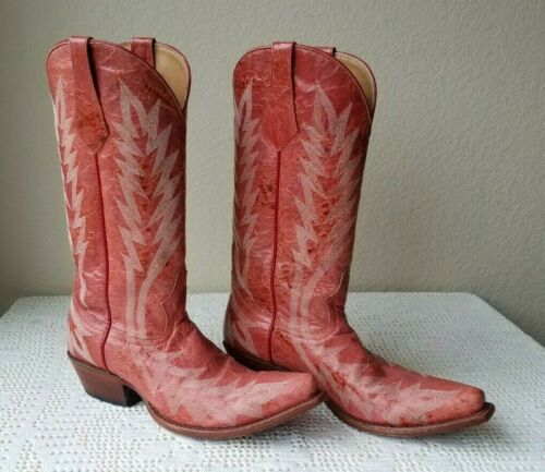 Johnny Ringo Ladies Western Cowboy Boots Size 8.5B