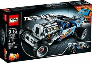 LEGO Technic Hot Rod 42022 New Sealed