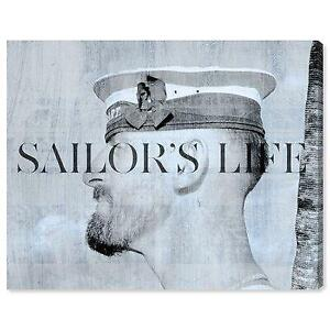 Oliver Gal Nautical And Coastal Sailors Life Nautical Terms - Graphic Art on Canvas - 82% Off Canada Preview