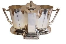 "Wine Ice Bucket~Nickel Plated~Wine Cooler~bar equipment~catering 16""s"