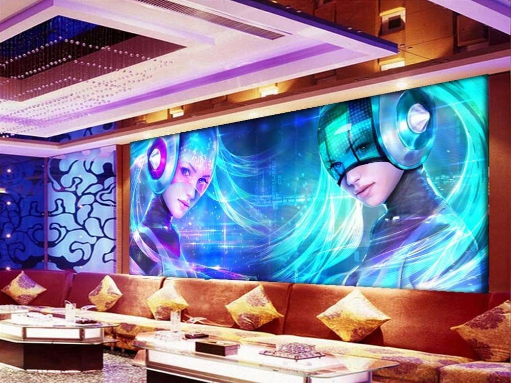 Great Cool AI 3D Full Wall Mural Photo Wallpaper Printing Home Kids Decor