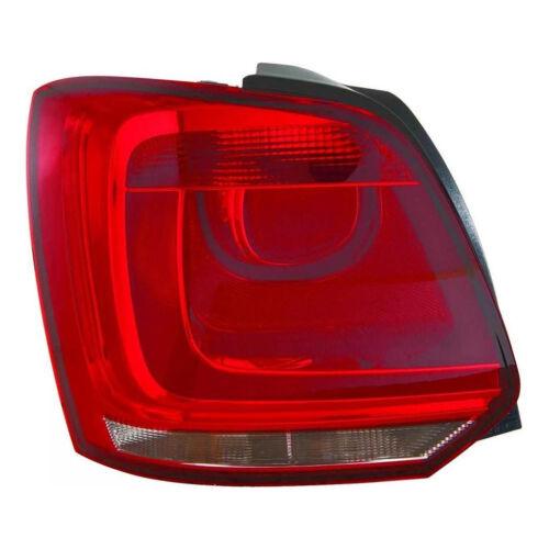 For VW Polo Mk5 Hatchback 10/2009-7/2014 Rear Back Tail Light Lamp Left NS