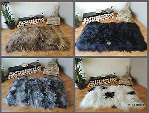 Genuine Icelandic Sheepskin Rug