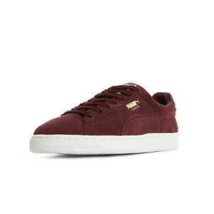 chaussures puma homme suede
