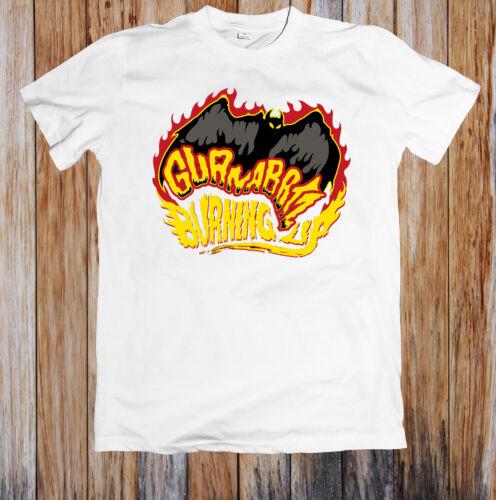 Guana Batz Burning Retro Hipster Unisex T Shirt