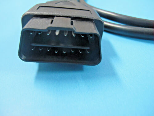 NEW 5-FT Extension Cable 4 Snap-On DA-4 MT2500-46 /& DL-16 OBD-II OBD2 Adapter