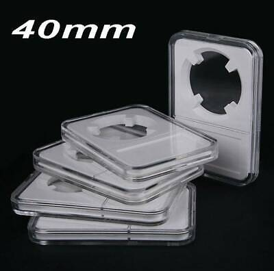 Acxico 1Pcs 10 Coin Slabs Capacity Holder Slab Storage Box Case Fit for PCGS NGC PCCB PMG