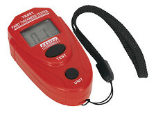Sealey TA091 Paint Thickness Gauge Digital Tester New