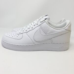 Details about New Nike Men's Air Force 1 '07 Premium 2 SZ 11.5 Athletic Shoes White AT4143 103