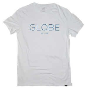 Globe-Phase-Tee-Mens-White-T-Shirt