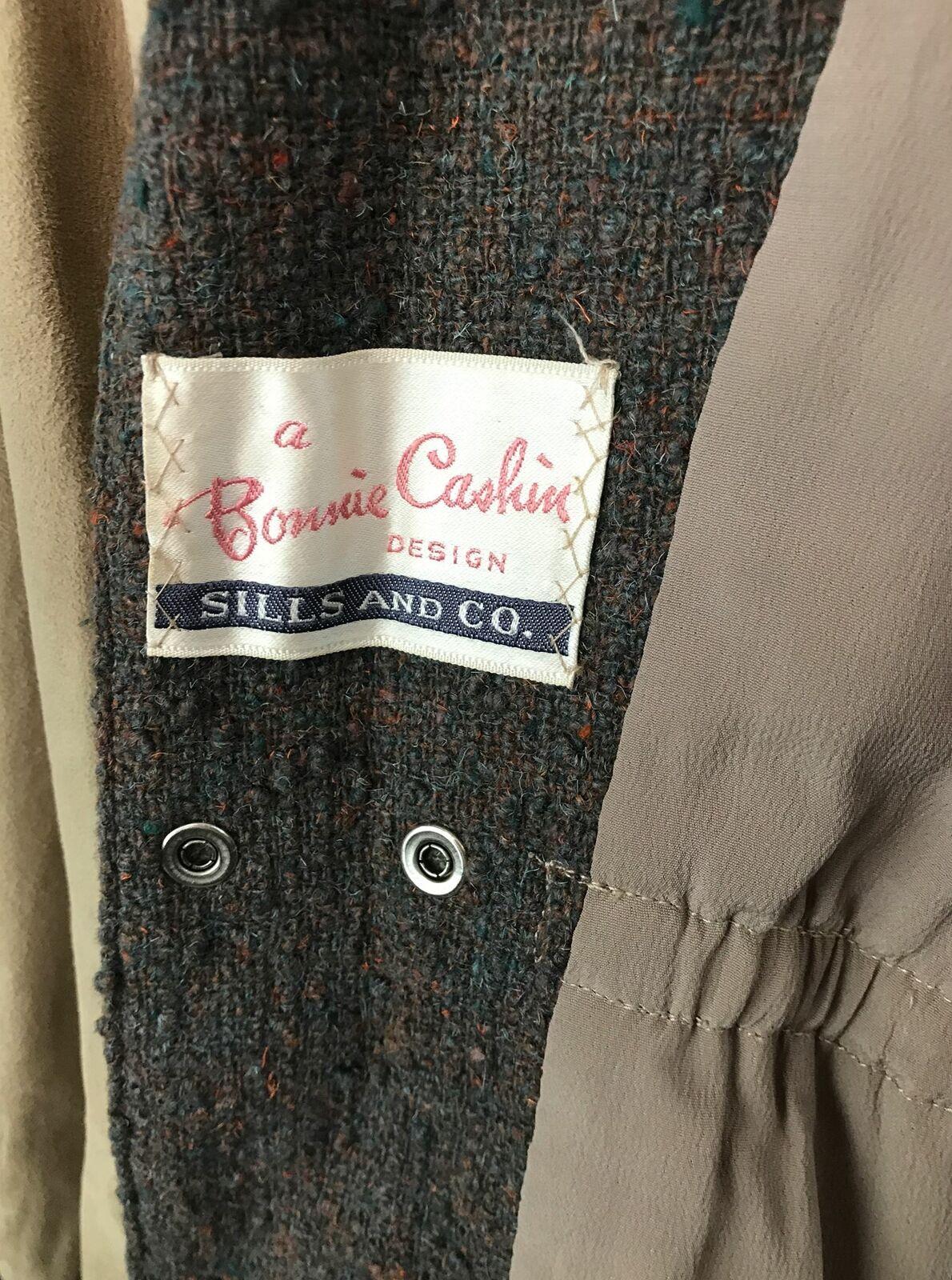Vintage Bonnie Cashin Leather Jacket and Skirt Se… - image 11