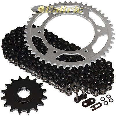 NEW Primary Drive Steel Kit /& O-Ring Chain Fits Kawasaki KX125 1990–1991