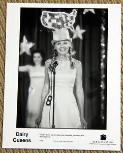 KIRSTEN-DUNST-still-8x10-black-and-white-photo-DROP-DEAD-GORGEOUS-Dairy-Queens