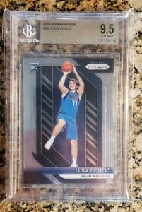 2018-19-Panini-Prizm-Luka-Doncic-280-RC-Rookie-BGS-9-5-Gem-Mint-3188