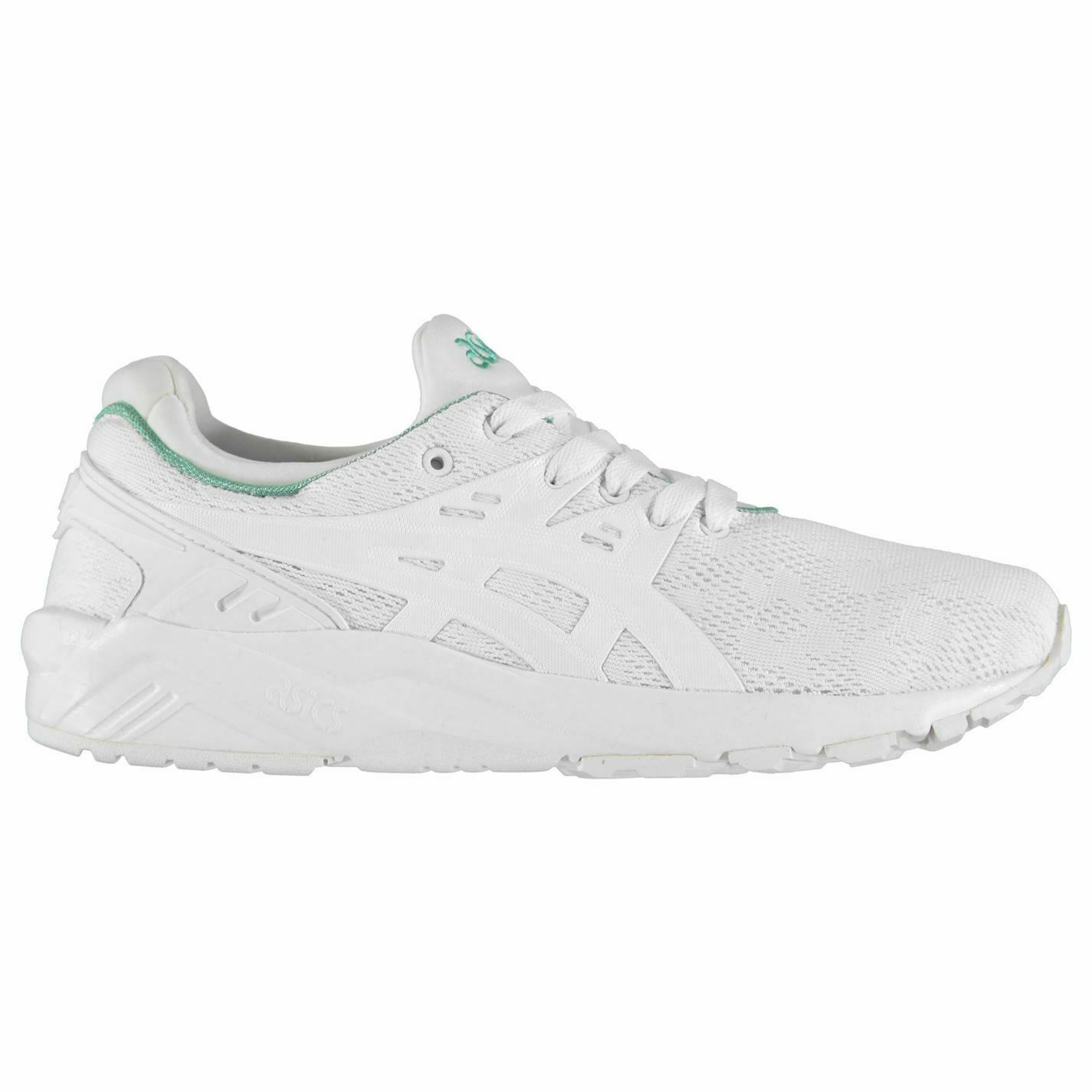 5602fb586 Asics Gel Kayano Evo Running shoes Womens White Fitness Trainers Sneakers