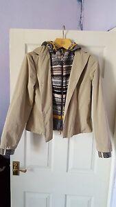 46 Rare Pianurastud10 Size Ladies Extremely Jacket Designer xwYpqFEHq