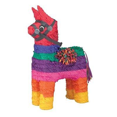 Rainbow Donkey Piñata