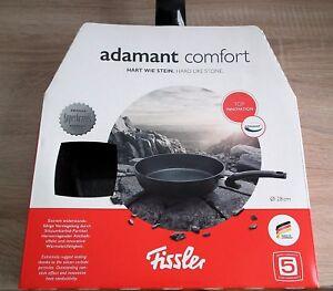 Fissler-Bratpfanne-adamant-comfort-28-cm-beschichtet-cookstar-Induktion-1A-Neu