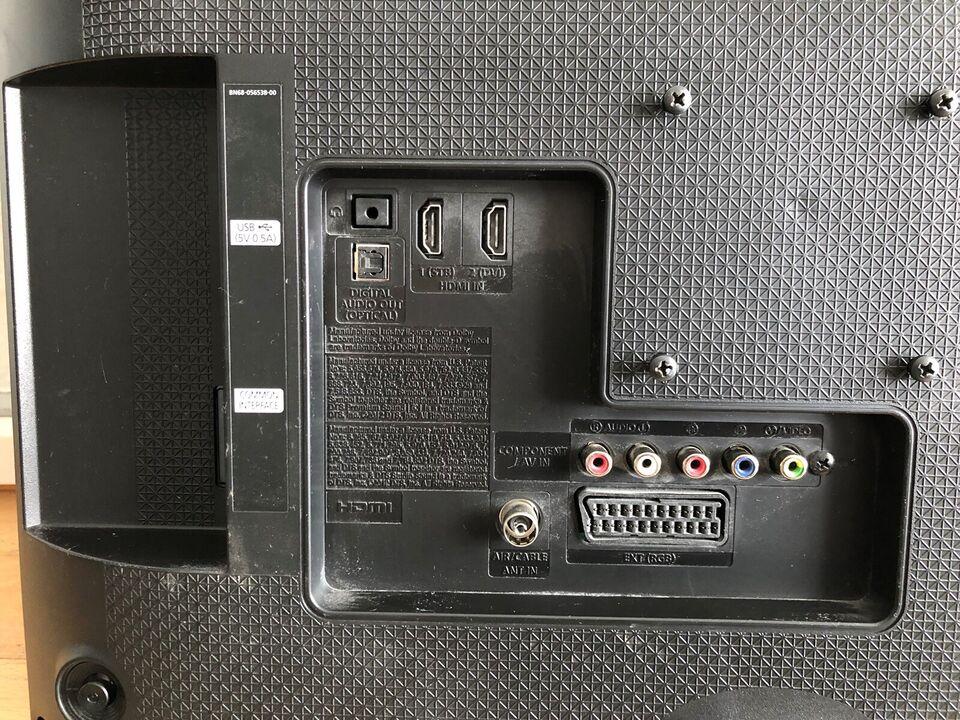LCD, Samsung, UE22H5005AK