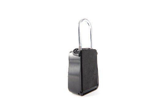 Black Lion Locks 1500 Key Storage Lock Box with Set Your Own Combination