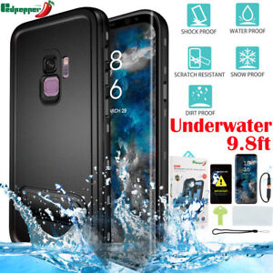 Waterproof-Case-Under-water-Shock-proof-Dirt-proof-For-Samsung-Galaxy-S8-S9-Plus