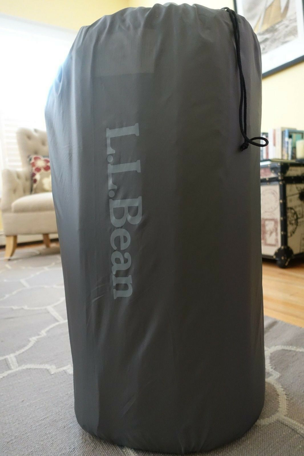 LL Bean Camp Futon  Sleeping Pad Double, Ensign bluee  new branded